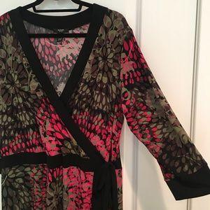 NWOT Alfani Woman Wrap Dress